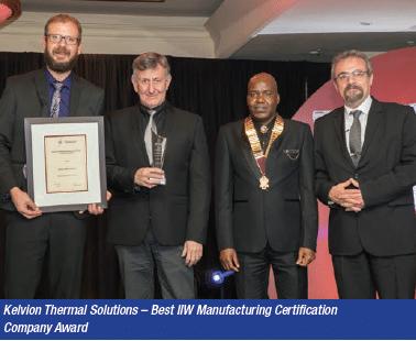 All the 2018 Awards : SAIW